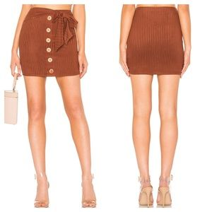 Privacy please skirt